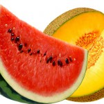 melon-watermelon